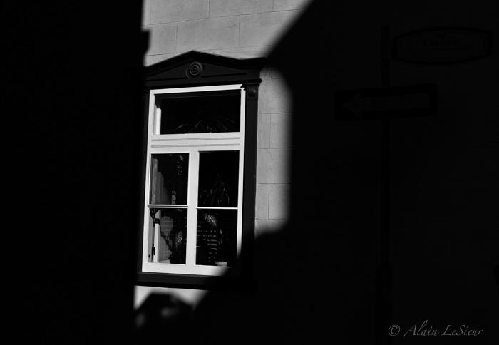 Lesieurphoto fen tre sur lumi re noir et blanc for Fenetre noir et blanc