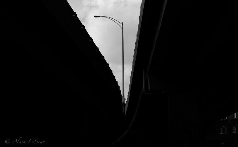 Lesieurphoto lampadaire noir et blanc - Lampadaire noir et blanc ...
