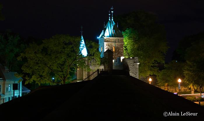 Lesieurphoto porte saint louis ville de qu bec for Porte st louis